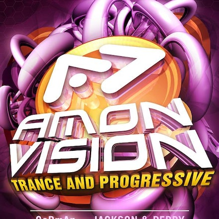 Amon Vision Launch, Bar Open, 28 May 2010 - Amon Vision brings the trance faithful and music lovers a new home for Trance and Progressive upstairs at Bar...