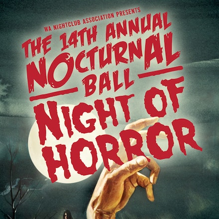 The 14th Annual Nocturnal Ball - Night of Horror, Metro City, 12 July 2010 - Every year the WA Nightclub Association throws the most eagerly awaited industry...