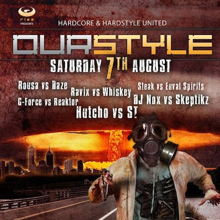 Ourstyle, Rise, 7 August 2010 - If you like your beats hard and fast then this where you will hear the best in Hardstyle and Hardcore presented by our...
