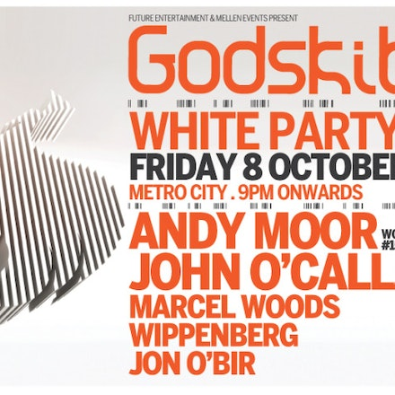 Godskitchen White Party, Metro City, 8 October 2010 - Synonymous with bleeding-edge Trance and the planet's biggest and brightest Trance DJ and production...
