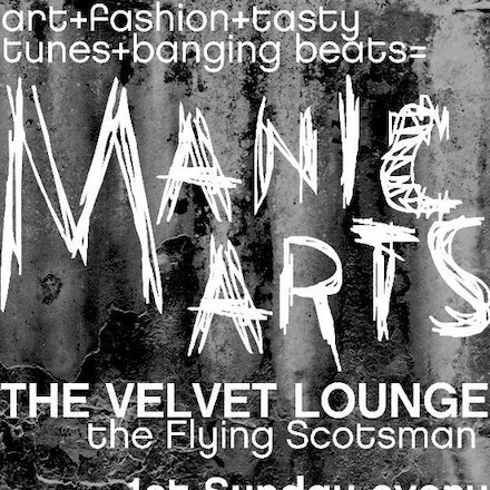 Manic Arts Sunday Session, Velvet Room, Flying Scotsman, 5 December 2010 - First Sunday of the month means another fantastic Manic Arts Sunday Session...
