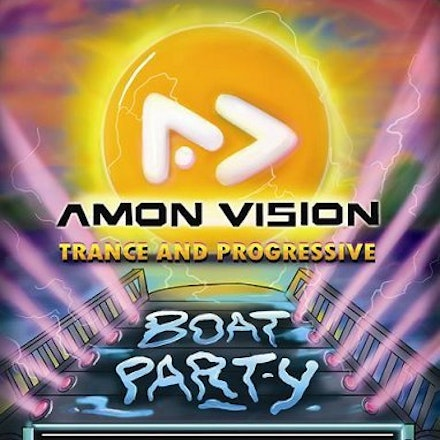 Amon Vision Boat Party, Indian Ocean, 19 December 2010 - Featuring upcoming sensation ARTY (Russia) World DJ Mag #78.  The first Trance and Progressive...