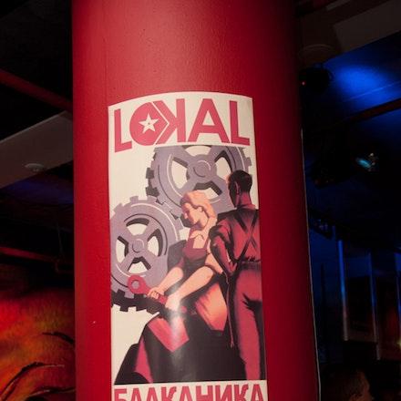 Lokal Balkanika, Bar138, 27 October 2009 - Bar138
