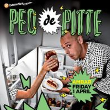 Boomtick pres. Peo de Pitte, Ambar, 1 April 2011 - His trademark combination of big room beats and cutting edge synth's has resulted in making Peo one...