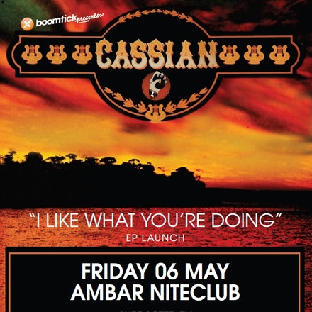 'I Like What You're Doing' EP Launch feat. Cassian, Ambar, 6 May 2011 - Remixing Two Door Cinema Club, Flight Facilities, Sammy Bananas and Monkey Safari...