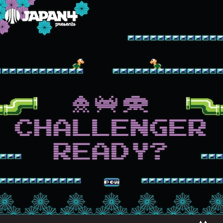 Japan 4 pres. Challenger Ready, Ambar, 28 May 2011 - Packed with more punch than Ryu, Challenger Ready? is back in May for your monthly fix of competitor-on-competitor...