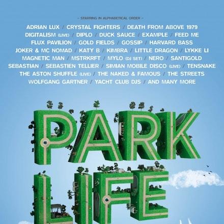 Parklife Perth, Wellington Square, 25 September 2011 - Parklife is back to bring spring to life!  Gossip, Lykke Li, Santigold, Death From Above 1979, Duck...