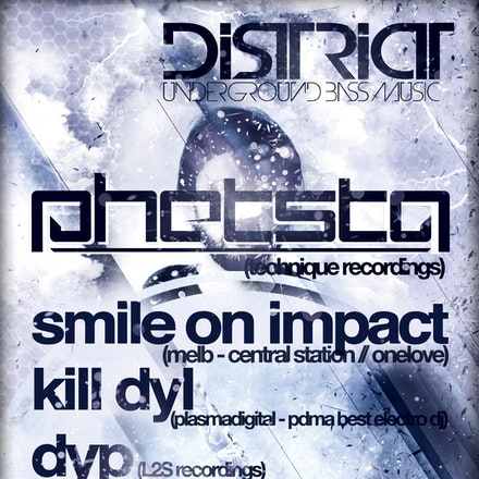 District: XXXL Feat. Phetsta, Ambar, 4 May 2012 - With massive releases charting in genres ranging from dnb, dubstep to electro, as well as numerous Perth...
