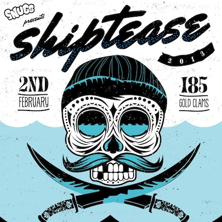 ✖ SHIPTEASE 2013 ✖ Carnac Island, 2 February 2013 - Shiptease returns this summer with another great show of Perth's finest emerging and established DJ's...