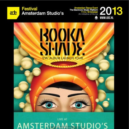 UDC presents Booka Shade Live, Amsterdam Studios, 18 October 2013 - UDC presents Booka Shade Live, Amsterdam Studios, 18 October 2013