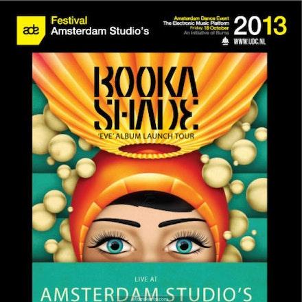 UDC presents Booka Shade Live, Amsterdam Studios, 18 October 2013 - UDC presents Booka Shade Live, Amsterdam Studios, 18 October 2013  As part of Amsterdam...