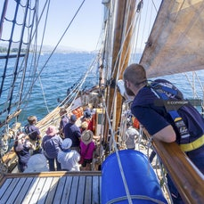 Festival Highlights AWBF 2015 - Images showing some of the highlights from Australian Wooden Boat Festival 2015 held in Hobart, Tasmania, Australia