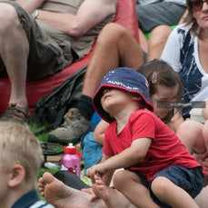 Fun For Kids 2013 - Children's Entertainment at Australian Wooden Boat Festival 2013, Hobart, Tasmania, Australia