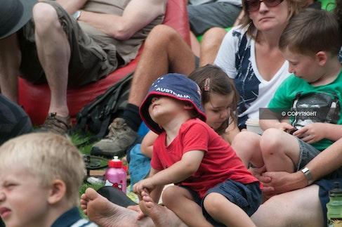 130209 Australia Australian Wooden Boat Festival 113842 - Public at Scallywags Show, AWBF 2013, Hobart Tasmania