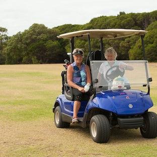 Ladies Golf Tournament - Comp Days Wednesday & Thursday