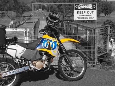 Motorcycling - General - Non-sport/rider-training motorcycling photography