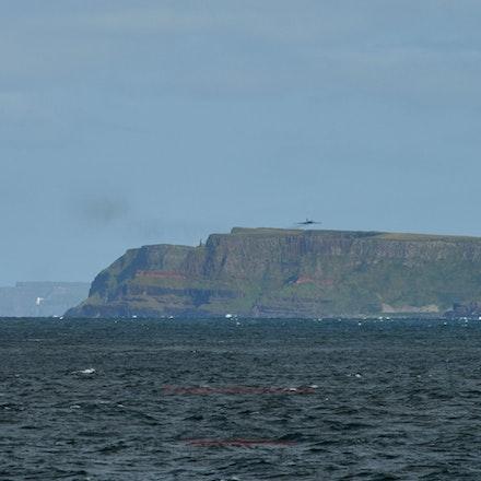 Vulcan approaching Portrush - Inbound from Scotland  (File: Vulcan_DSC6374)