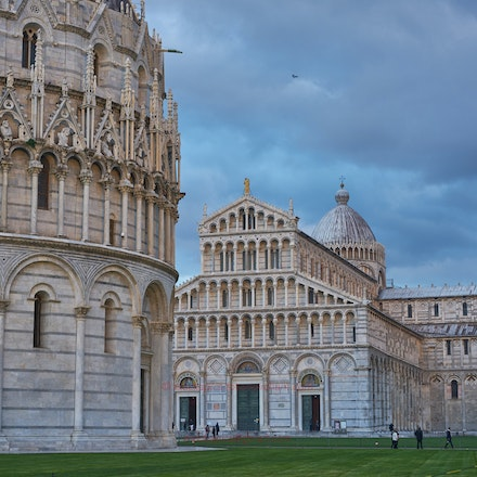 Tuscany - Pisa - Yes Pisa, not pizza.