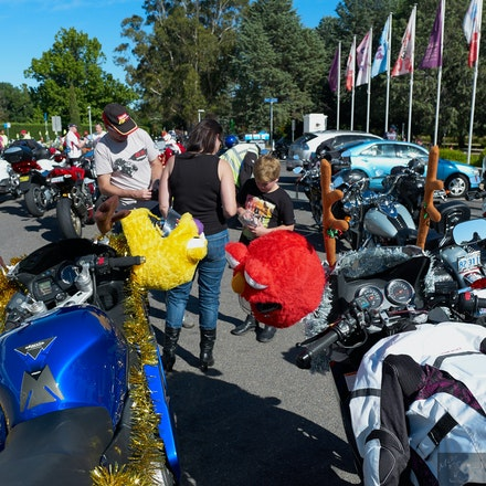 2 - Canberra Toy Run