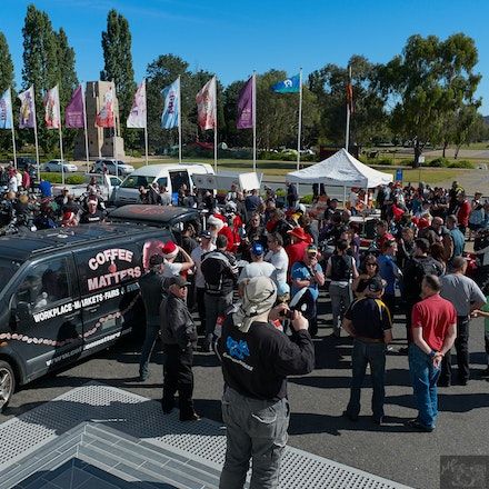 4 - Canberra Toy Run