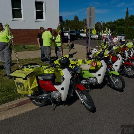 9 - Canberra Toy Run