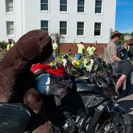 11 - Canberra Toy Run