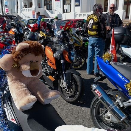 18 - Canberra Toy Run