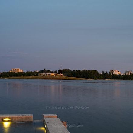 Regatta Point at dawn