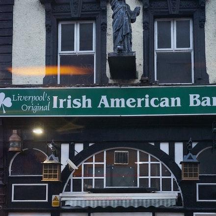 Irish American Bar - Liverpool