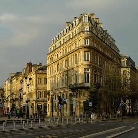 Grand civic buildings - Bordeaux