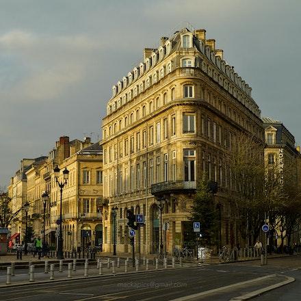 Grand civic buildings - Bordeaux