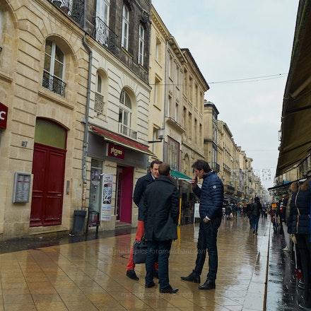 Street-life in Bordeaux - Bordeaux