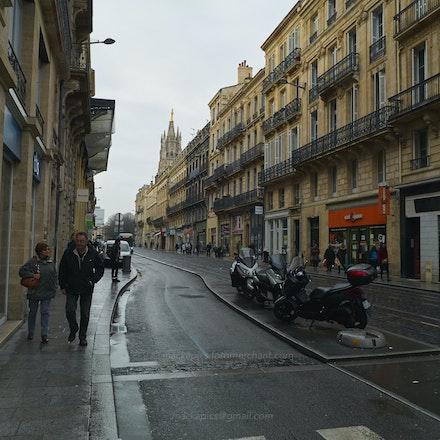 Street-life in Bordeaux - 3 - Bordeaux
