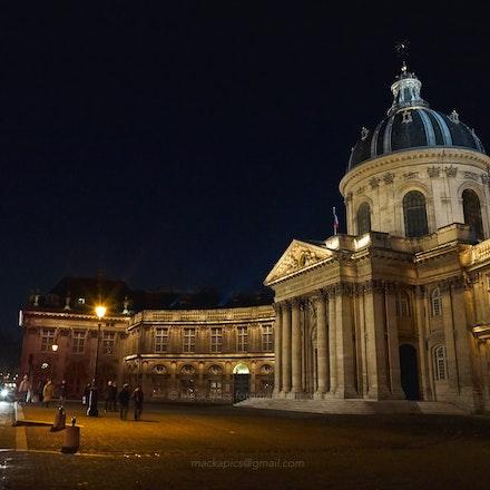 Classical building - 2