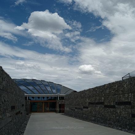 National Arboretum - main building entrance