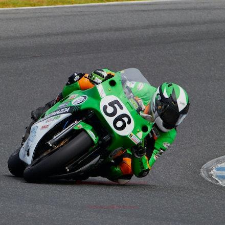 Mark Wilkinson, Race 3  (File: 1259) - Kawasaki ZXR750 (1989)