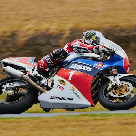 John McGuinness - Race 4, Siberia, Sighting Lap
