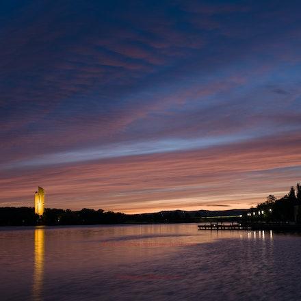 Pre-dawn, 15-12-15 - Lake Burleigh Griffin
