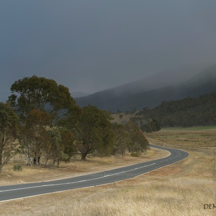 Tinbinbilla - On the Cotter Road, near Tidbinbilla