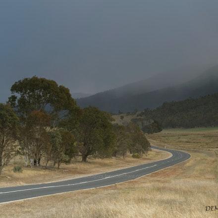 Tinbinbilla - On the Cotter Road, near Tidbinbilla