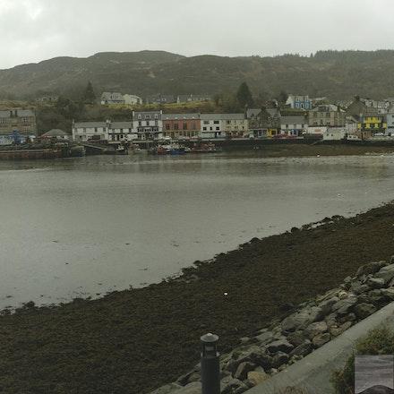 The 'working harbour' at Tarbert - Tarbert, Kintyre peninsula, Argyll, Scotland