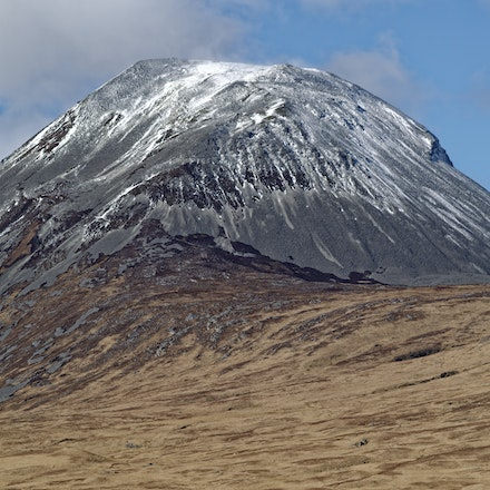 One of The Paps of Jura - Isle of Jura, Inner Hebrides, Scotland