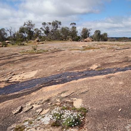 The wonderful landscape on Hyden Rock. - Hyden Rock