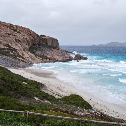 Just west of Esperance - Cape Le Grand National Park, Western Australia