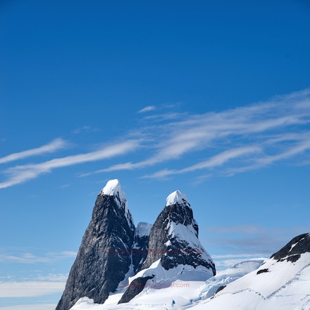 Near the exit of Lemaire Channel - Antarctic Peninsula (Graham Land)