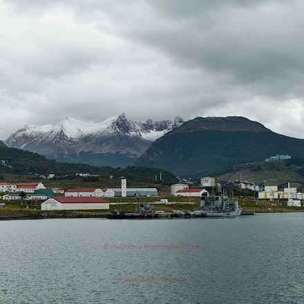 Argentina - Argentina, including the Antarctic gateway port of Ushuaia in Tierra del Fuego.