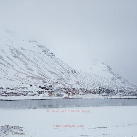 Siglufjördur - Akureyri & North 13Jan2013