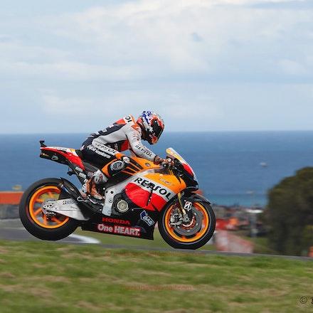 Casey Stoner, Lukey Heights - 2011 MotoGP Practice