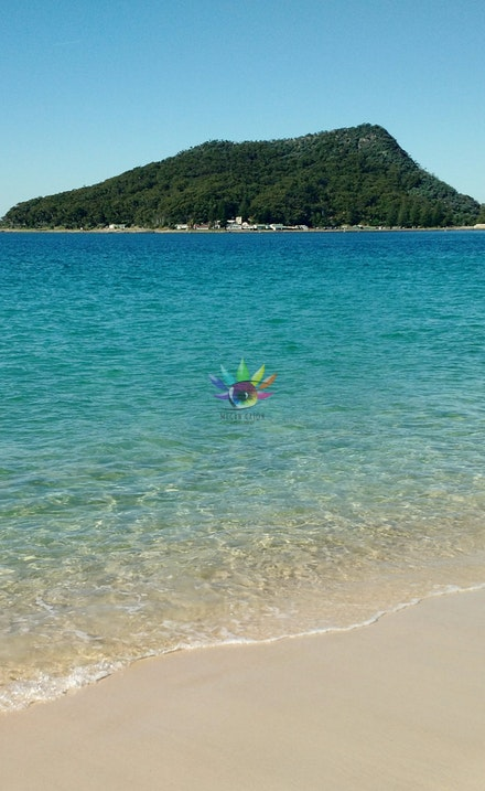 Shoal Bay, Port Stephens, NSW - Shoal Bay, Port Stephens, New South Wales, Beach,