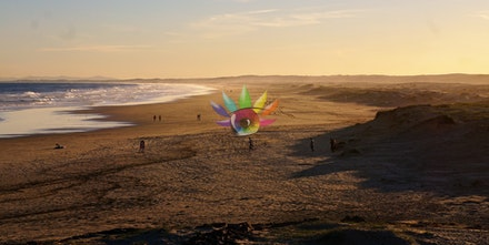 Birubi Beach, Port Stephens, NSW - Birubi Beach, Port Stephens, New South Wales, Beach, Coastline, Sunset,